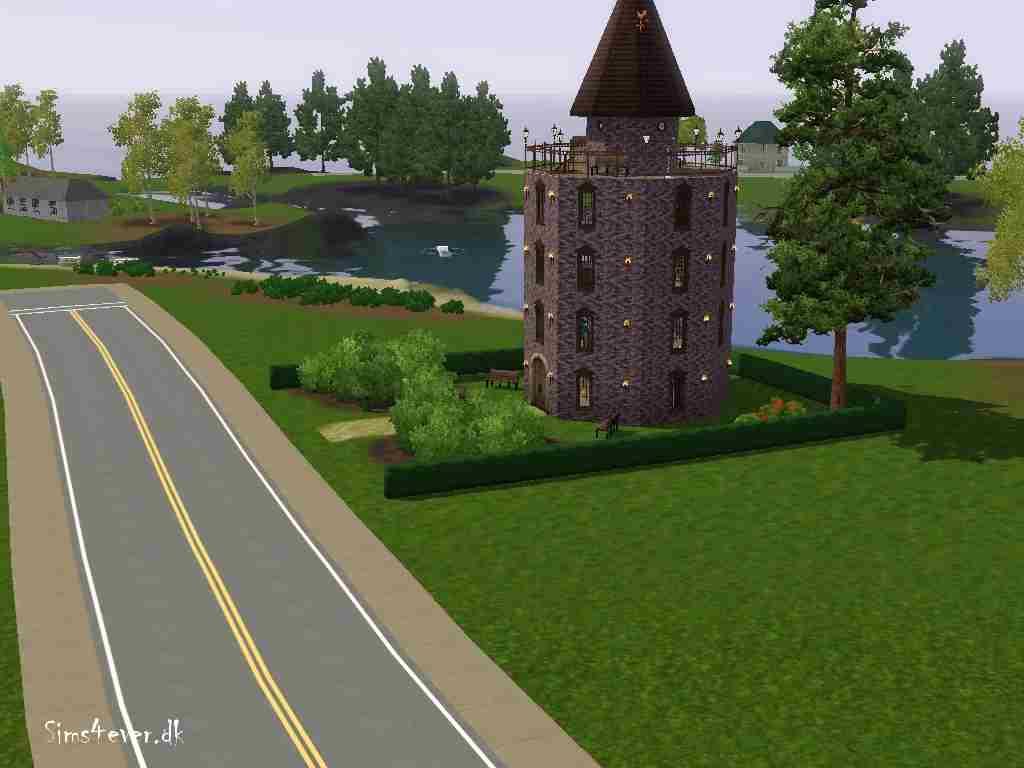 Gaasetårnet - en offentlig grund