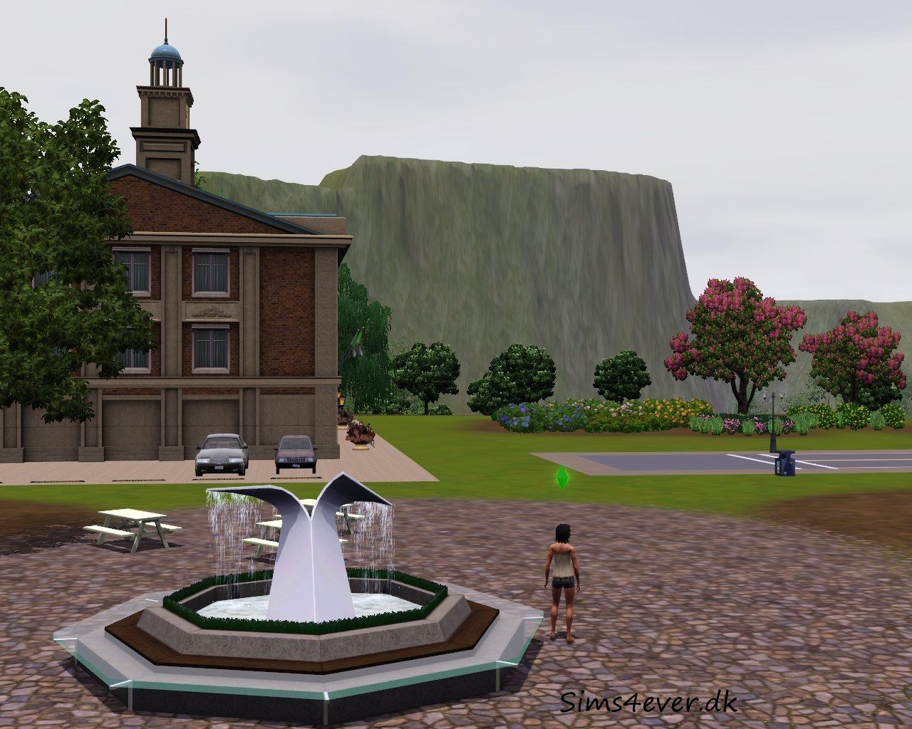 Rådhus bakken