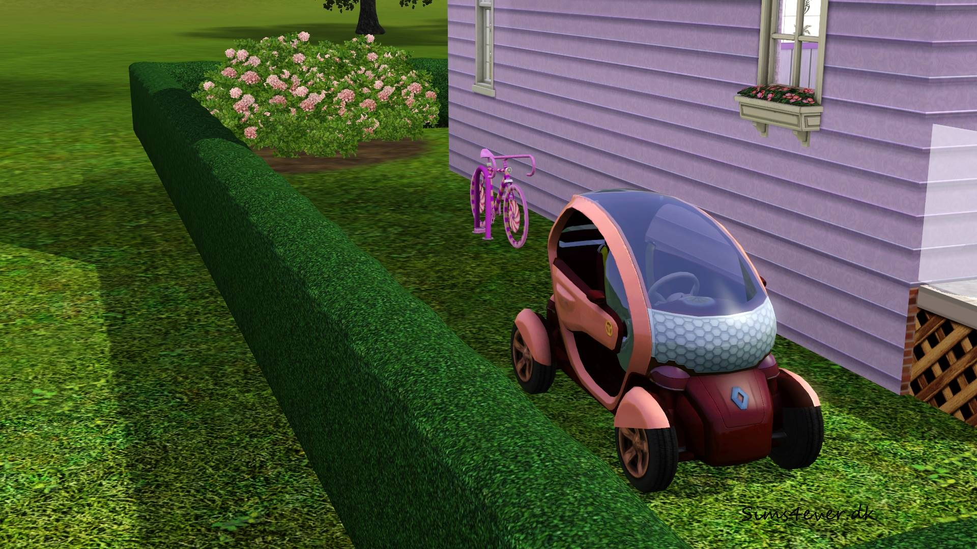 En fiks lille bil