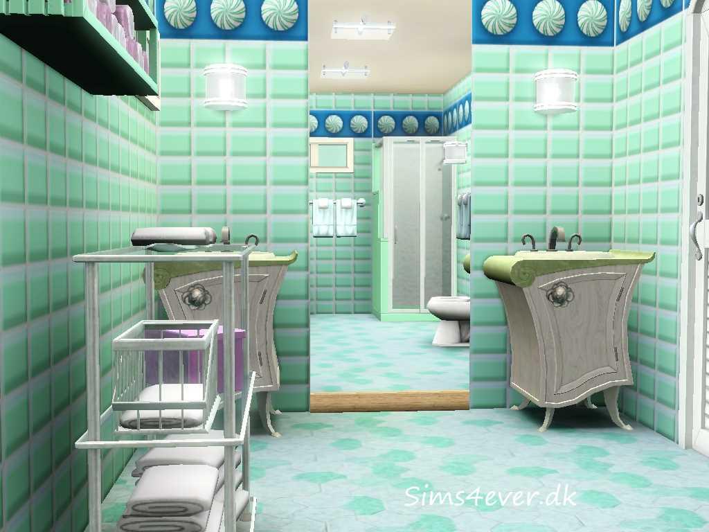 badeværelse 1. sal
